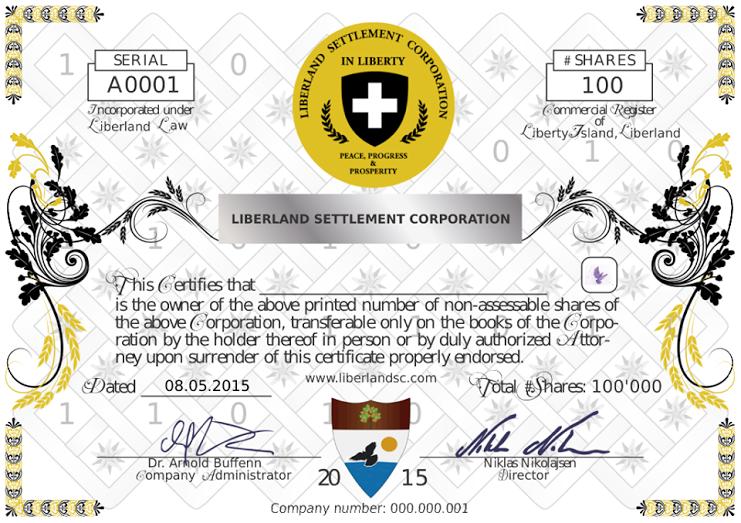 sertifikat lsc o vlasnistvu nad akcijama